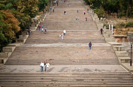 odessa: Potemkin stairs, Odessa, Ukraine