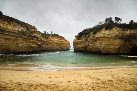 ard: Loch Ard Gorge is part of Port Campbell National Park, in Victoria, Australia