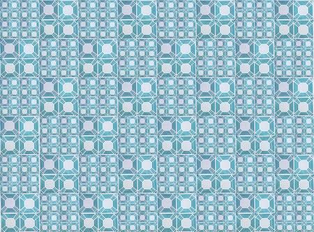 Photographe of traditional portuguese tiles in blue turquoise