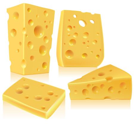 swiss cheese: Cheese.
