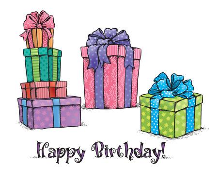 birthday present: Happy Birthday Gifts