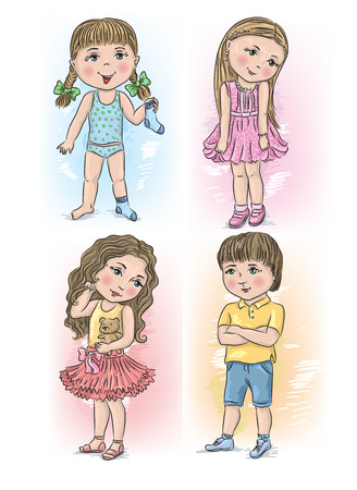 children's show: Show children childrens clothing.
