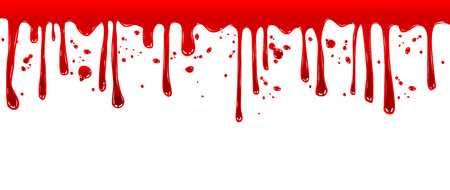 Background showing drops and blood drips.