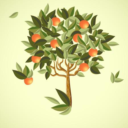 flor de durazno: Fondo de �rbol de Apple