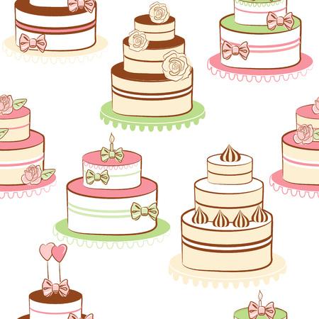 gelatin: Pies and cakes