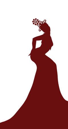 curve: Red Dancer