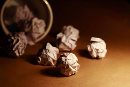 paper garbage Фото со стока - 14109134