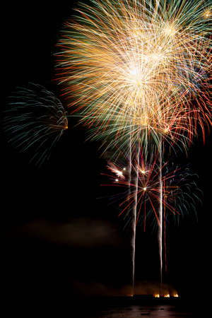 panoply: Blooming firework of international firework festival