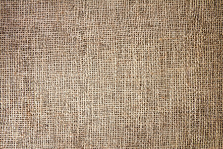 textile industry: Brown burlap texture background Stock Photo