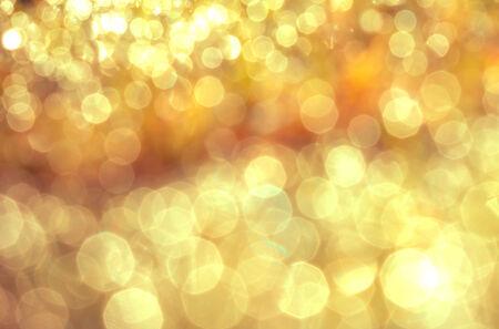 Abstract bokeh lighting background photo