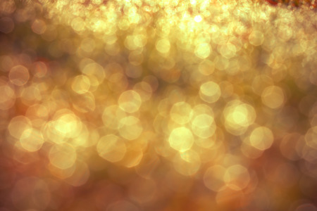 lighting background: Abstract bokeh lighting background