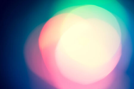 Abstract lighting background from cristal light photo