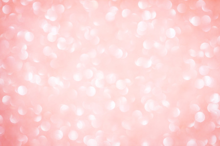 夜のショットの背景としての抽象的な青く甘いピンク色ボケ照明