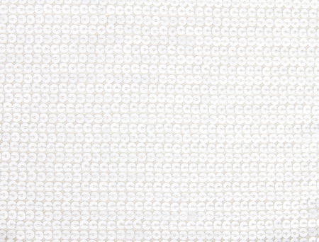 shiny background: White shiny squin textile background