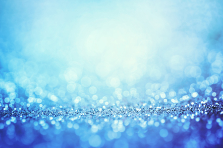 Abstract the blue light for holidays background Zdjęcie Seryjne - 47773567