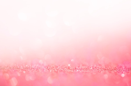 The Abstract pink light for valentines day and sweet romance background Zdjęcie Seryjne