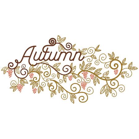 logo: Autumn logo