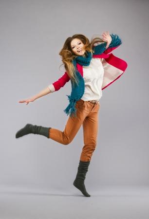 Girl Standard-Bild