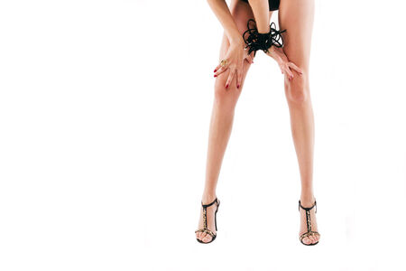 Female legs photo