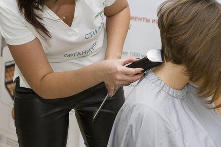 haircuts: Creating women39s haircuts electric razor