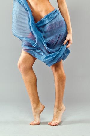 shapely: Shapely female legs
