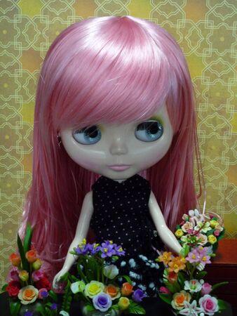 doll: doll Stock Photo