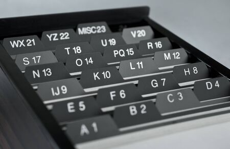 directorio telefonico: rolodex