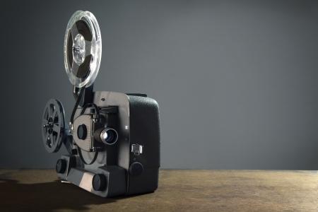 cinematographer: Cinema Projector