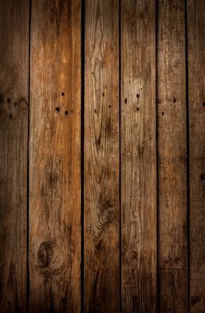 Old vintage beplankt Holzbrett - rustikal oder ländlichen Hintergrund mit Raum für freien Text
