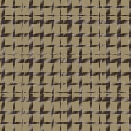 Scottish plaid. Brown, and black Tartan Plaid Scottish Pattern. Tartan pattern. Scottish cage. Scottish plaid in red colors Иллюстрация