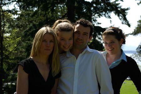 Happy Family Stock Photo - 1193068