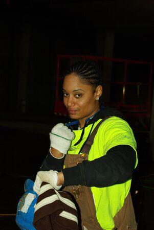 Boxing Queen