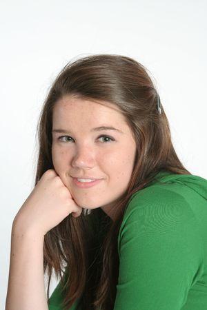 Teenage Girl Stock Photo - 4735256