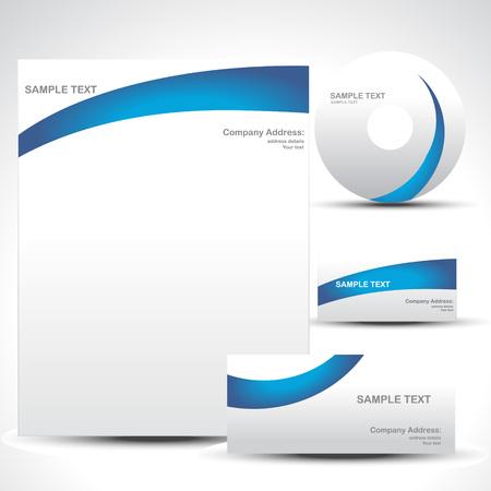 papier en t�te: style mod�le art illustration