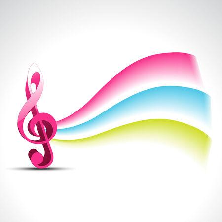 music 3d:  music design illustration art Illustration