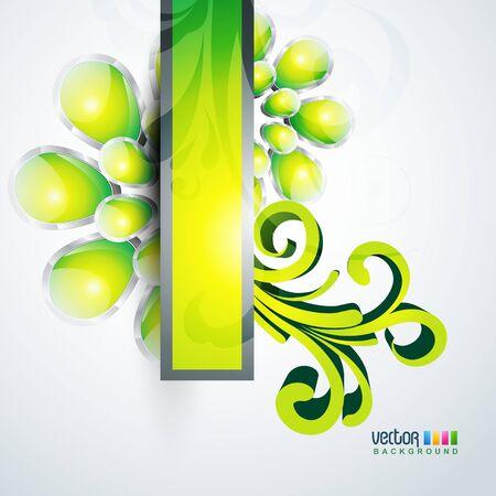 beautiful shiny stylish background design art Stock Vector - 9090651