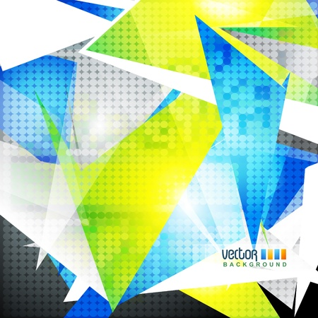 colorful design background Stock Vector - 9090641