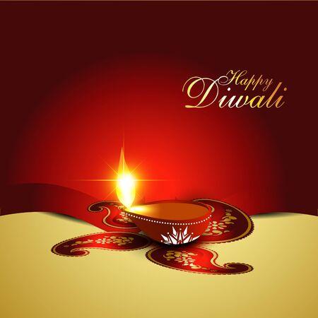 Indian diwali festival vector background Stock Vector - 11004476
