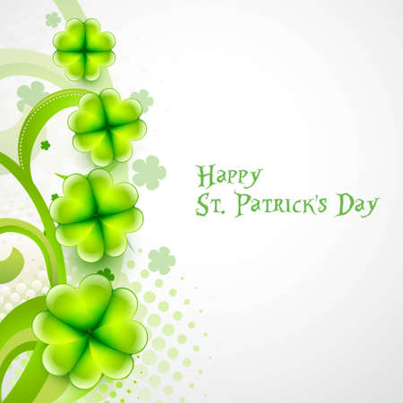 st patricks day design illustration Vector