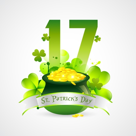 saint patrick's day design Stock Vector - 12497519