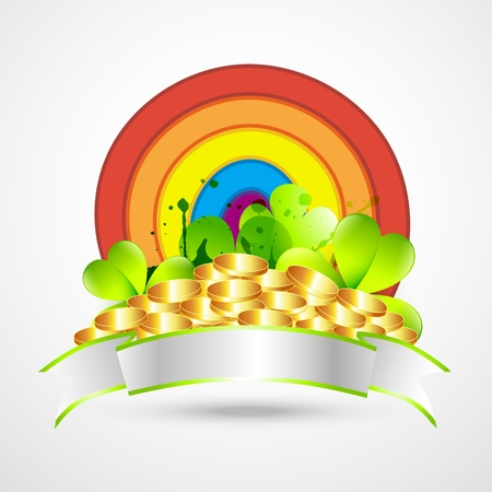 saint patrick's day illustration Vector
