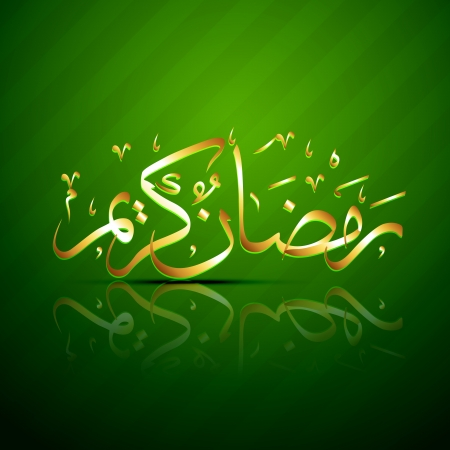 ramadhan kareem muslim vector illustration Vector