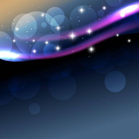 beautiful shiny background design Stock Vector - 15655759