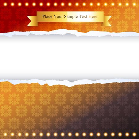 vector stylish background with space for your text Stock Vector - 16131268