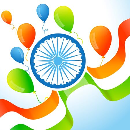 vector indian background design illustration Vector