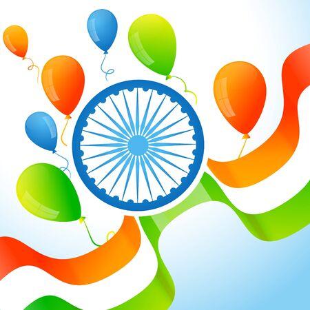 vector indian background design illustration Illustration