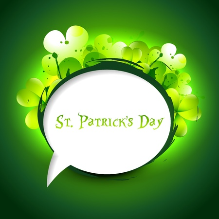 vector st patrick's day design with space for your text Stock Vector - 17988105