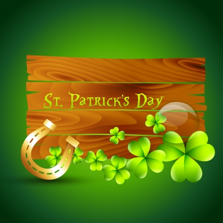 saint patricks: vector saint patricks day design illustration