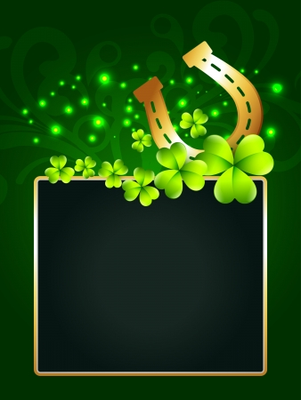 vector saint patrick's day design with space for your text Stock Vector - 17987985