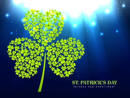 vector saint patrick's day design illustration Vector